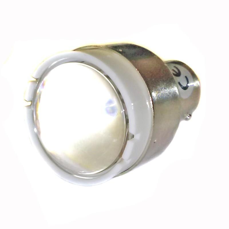 ampoule led p21w ba15s avec bip sonore pour feux de recul led effect. Black Bedroom Furniture Sets. Home Design Ideas