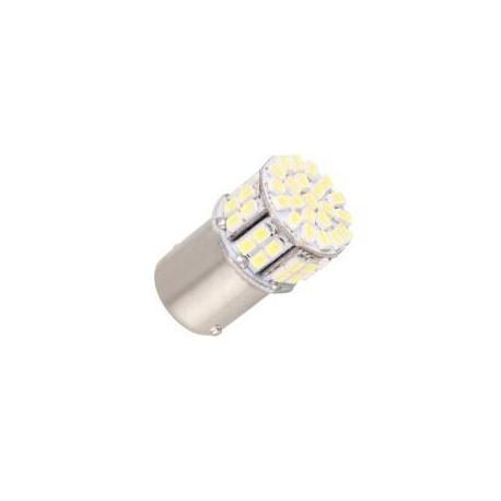 Ampoule P21W BA15S 50 Leds blanches