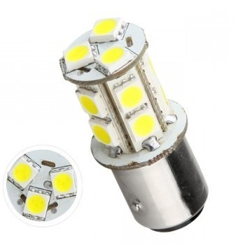 ampoule led clignote ampoules p21 5w led orange bay15d With carrelage adhesif salle de bain avec p21 5w led