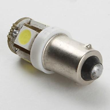 Ampoule 24 volts H6W BAX9S 5 leds
