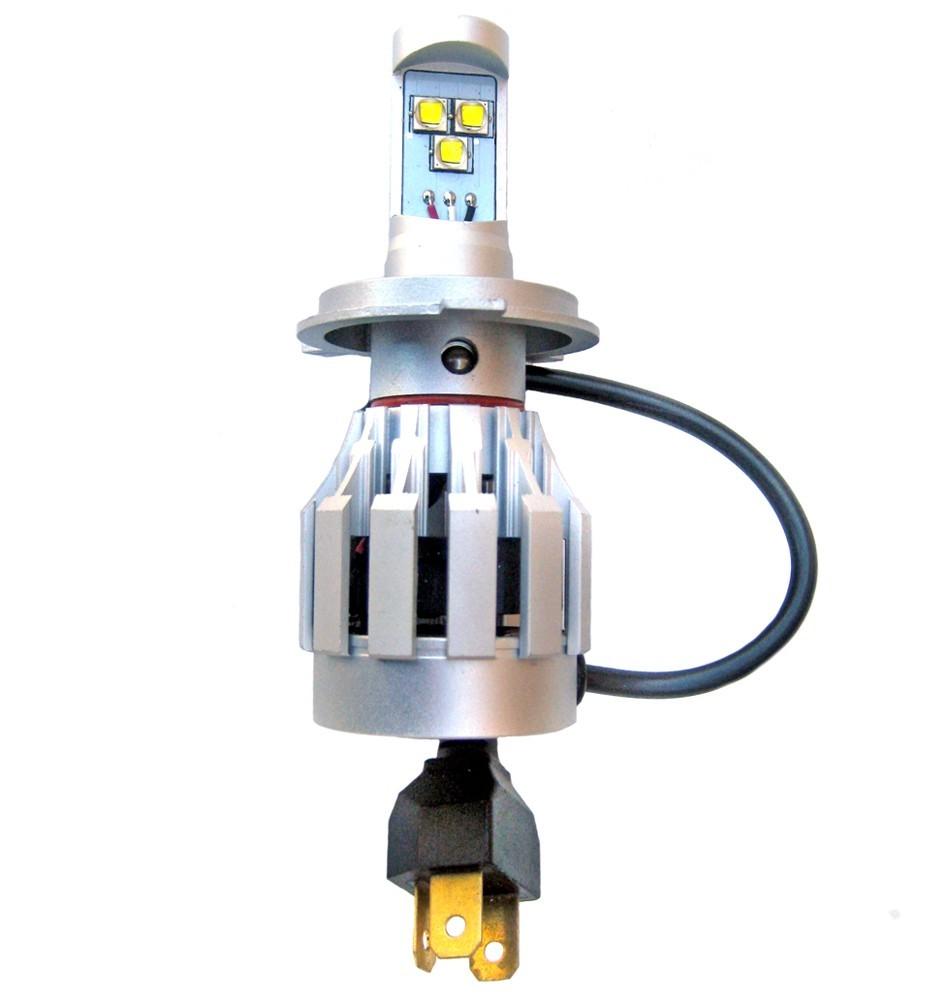 Ampoule led H4 2000/3000 lumens