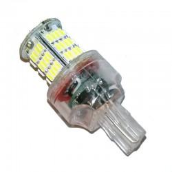 Ampoule T20 W21W à 78 leds 9-30 volts