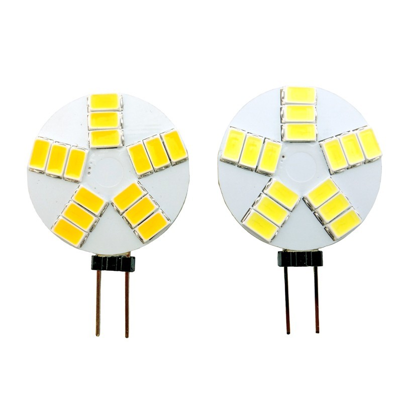 Ampoule led G4 à 15 leds 5630