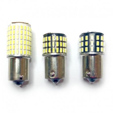 Ampoule led Ba15s pour portes de garage et portail électrique