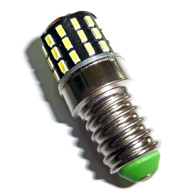 Ampoule led e14 pour portes de garage et portail lectrique led effect - Porte garage electrique ...