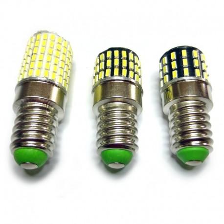 Ampoule led E14 pour portes de garage et portail électrique