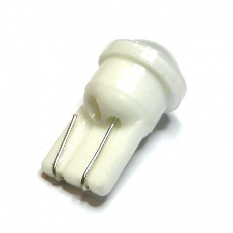 Ampoule Led T10-W5W 3 leds céramique