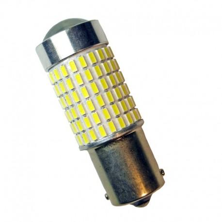 Ampoule P21W BA15S 144 Leds blanches