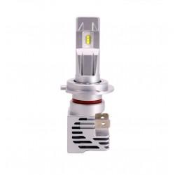 Ampoule led H7 de 3000 Lumens à encombrement réduit