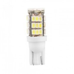 Ampoule led T10 W5W W16W 42 leds blanches