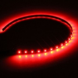 Bande de 30 Led rouges pour tuning