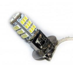 Ampoule H3 42 leds blanches