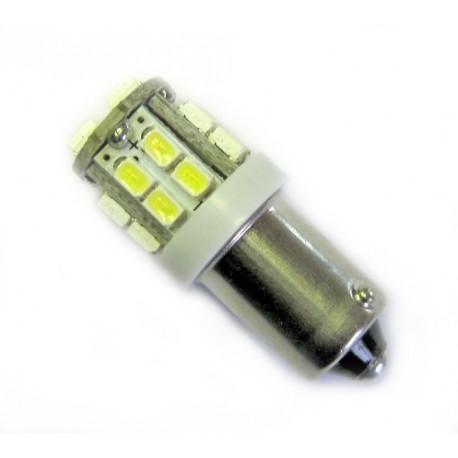 Ampoule T4W BA9S 20 leds blanches
