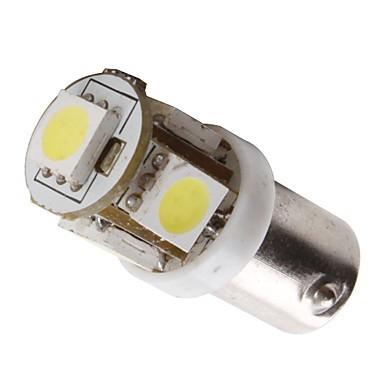 Ampoule T4W-BA9S 5 leds blanches non polarisée