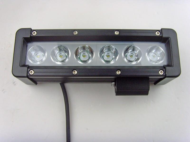 Rampe d'éclairage offroad de 60 watts