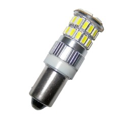 Ampoule led H21W BAY9S 36 leds 9 à 30 volts