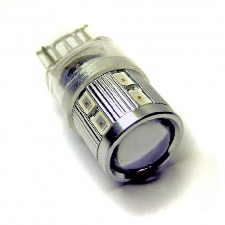 Ampoule WY21W T20 12+1 Leds ambres 9 à 30 volts