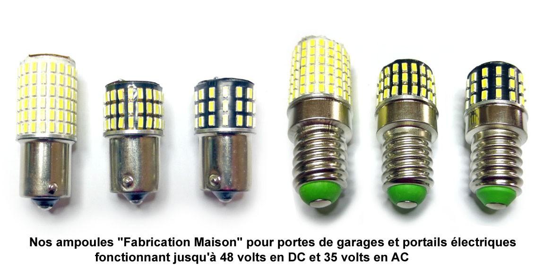 Ampoule Portail Electrique : led ampoules led auto moto camion camping car ~ Edinachiropracticcenter.com Idées de Décoration